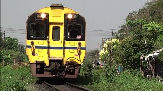 preview picture of video '【Royalty Free Material】SRT #21 between Nakhon Ratchasima and Thanon Jira Jct'