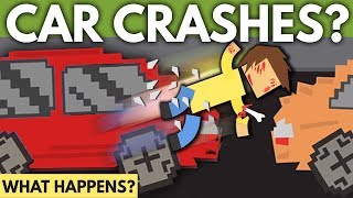 What Happens To Your Body During a Car Crash? - Video Youtube
