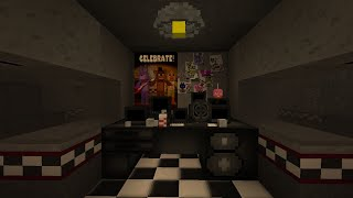 Five Nights At Freddy's 1 Map Demo By StarlightProductions