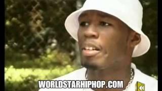 50 Cent interview on DJ Whoo Kid's Rewind DVD (2002)