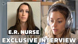 """""""Of course it's scary."""" - Candid Interview with COVID-19 ER Nurse and Epidemiologist"""