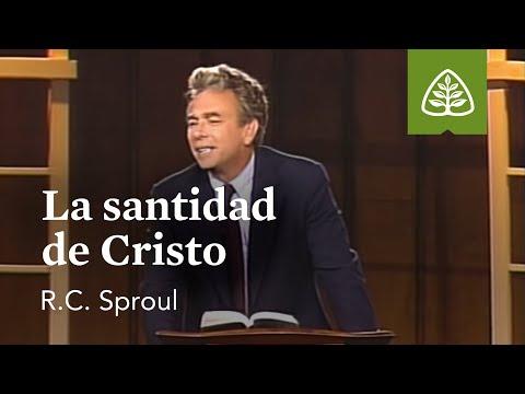 La Santidad de Cristo (R.C Sproul)