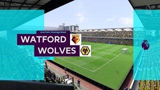 Watford Vs Wolves 1-2 | Premier League - EPL | 27.04.2019