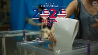 Overseas Voting for U.S. Presidential Elections 2020 - A Four-Step Guide