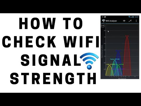How to Check WiFi Signal Strength