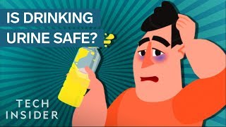 Should You Actually Drink Your Own Pee To Survive?