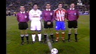 Albacete 1 - Atlético de Madrid 1. Temp. 95/96. Jor. 21.
