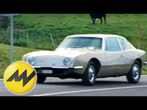 Avant-Garde on Four Wheels | Studebaker Avanti | Motorvision