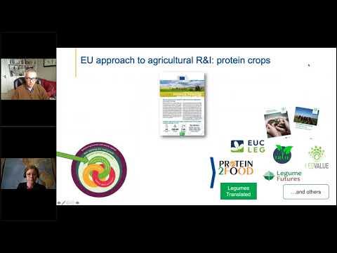 How legume science is enabling industry