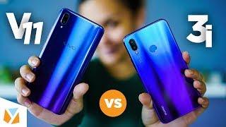 Vivo V11 (V11 Pro) vs Huawei Nova 3i Comparison Review