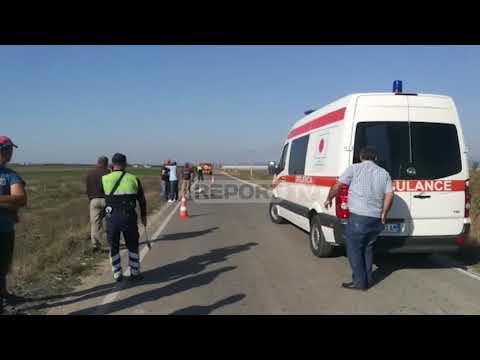 Report TV - Tre të vdekur brenda ditës nga aksidentet rrugore në Tiranë, Golem dhe Fier