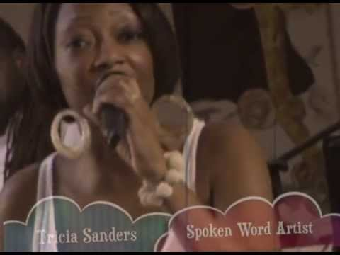Spoken Word Artist -Tricia Sanders - (ADDICTED)