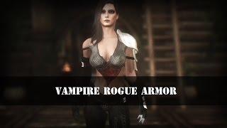 TES 5: Skyrim | Броня вампира-разбойника
