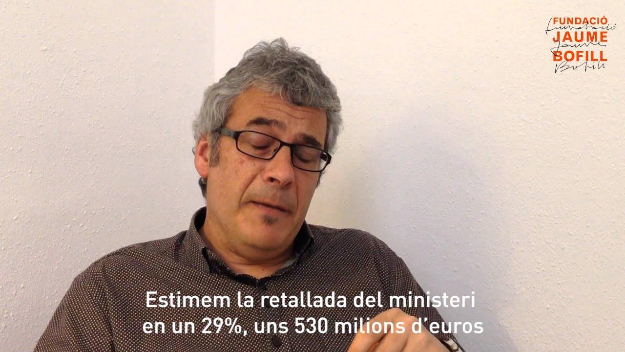 """Les beques a examen"" - Entrevista amb Xavier Martínez-Celorrio"