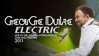 George Duke Electric 'Sweet Baby' Live at Java Jazz Festival 2011
