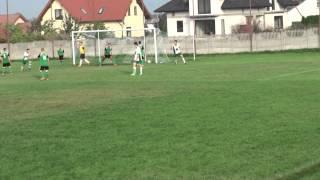 preview picture of video 'Polanie Pierzchnica - Victoria Kurozwęki 21.09.2014 Ł.Kwaśniewski 6:1'