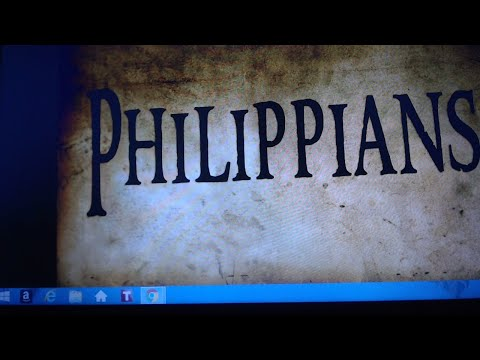 Christian live chat welcome! BOOK OF PHILIPPIANS