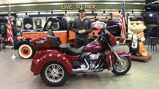 2021 Harley-Davidson Tri Glide Ultra Overview - St. Paul Harley-Davidson - St. Paul, Minnesota