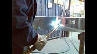 bending aluminium