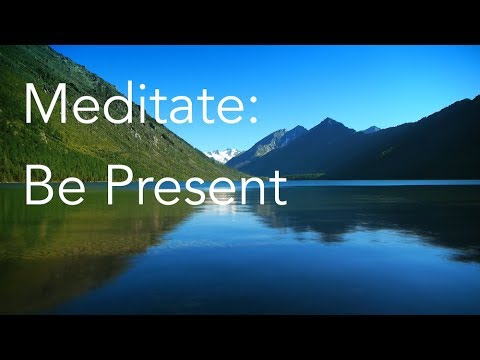 Daily Calm | 10 Minute Mindfulness Meditation | Be Present - YouTube