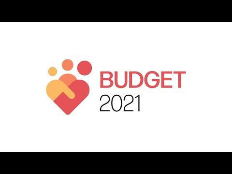 2021 Budget Speech