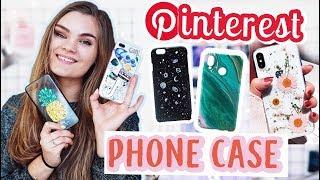 4 Handyhüllen DIYs - Phone Case easy selber gestalten // I'mJette