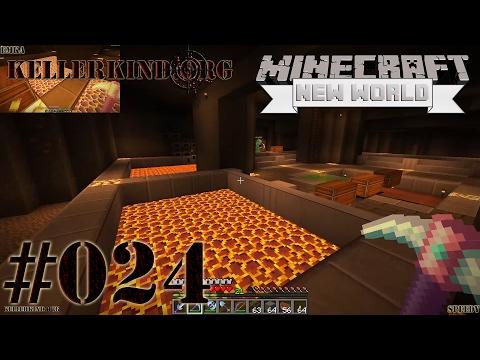Minecraft: A New World #24 – Unterirdischer Fortschritt ★ Let's Play Minecraft SMP [HD|60FPS]