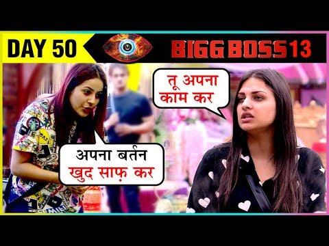 Shehnaaz Gill And Himanshi Khurana BIG Fight Over CAPTAINCY | Bigg Boss 13 Episode Update