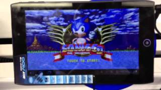 Sonic CD for Tablets (HD)