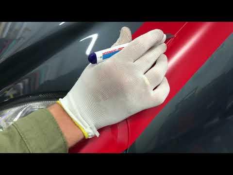 Car Wrapping Schulung | Ecken und Kanten richtig folieren Anleitung