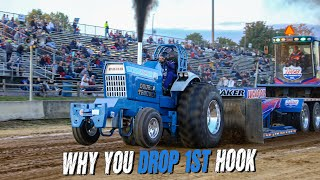 Pro Farm Tractors at the Virginia Power Pull 2020