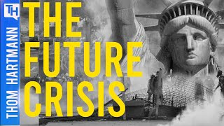 Will Economic Crisis Create Political Turmoil? (w/ Richard Wolff)