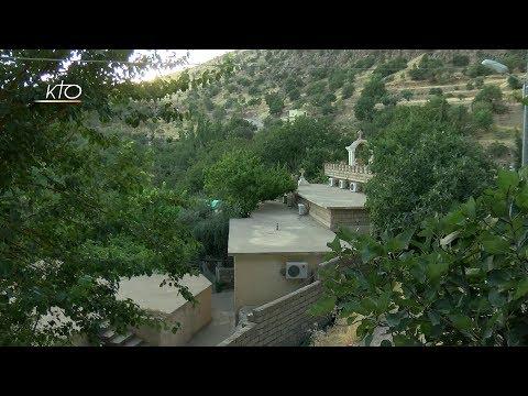 Le couvent Mar Audicho' et Mar Qardagh