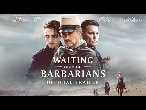 Johnny Depp in Waiting for the Barbarians: ecco il trailer