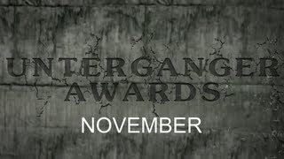 Unterganger Awards - November