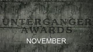 Unterganger Awards - November