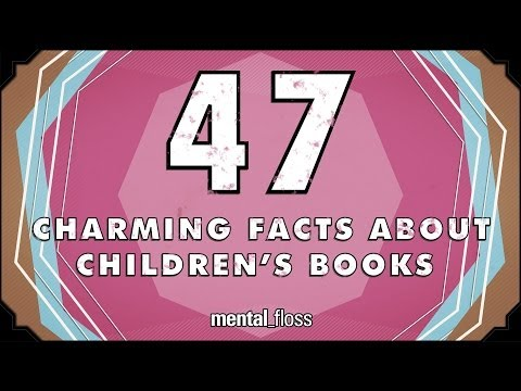 47 Charming Facts About Children's Books - mental_floss on YouTube (Ep.206)