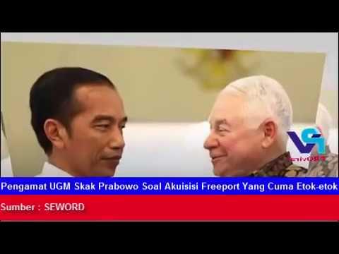Berita Hari Ini..!  Keben4r4n freeport Indonesia