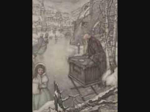 """Schubert - Winterreise - """"Der Leiermann"""", Hans Hotter"""