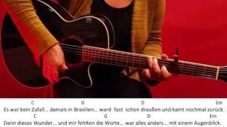 80 Millionen   Max Giesinger (EM Version)  GuitarTutorialCoverLyricsChordseasy
