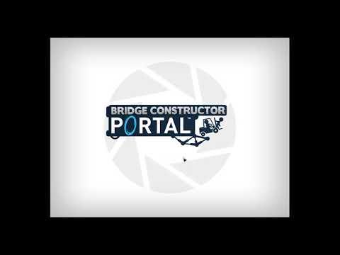 Прохождение Bridge Constructor Portal (11-21)