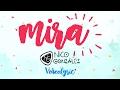 Nico González - Mira (Videolyric)