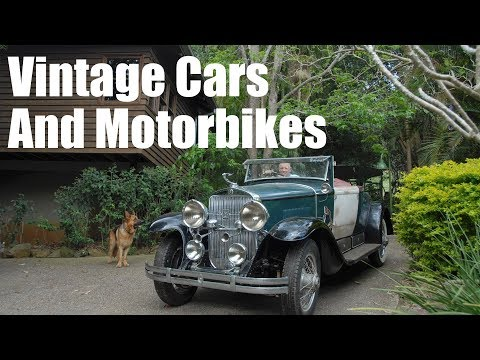 VINTAGE CARS AND MOTORBIKES Nov 2018