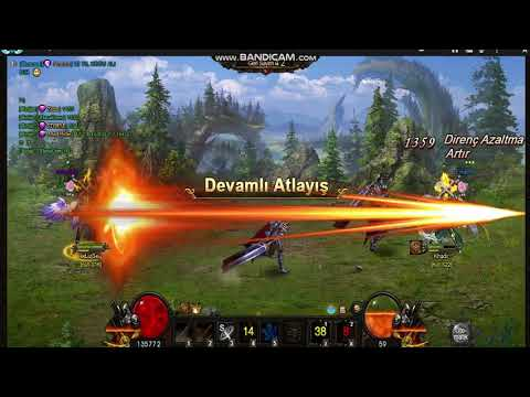 18.Kahraman Savaşı - EdizBey S16 - Legend Online Reborn (видео)
