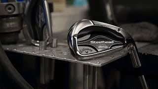 Steelhead xr Irons