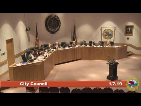 01.07.19 City Council