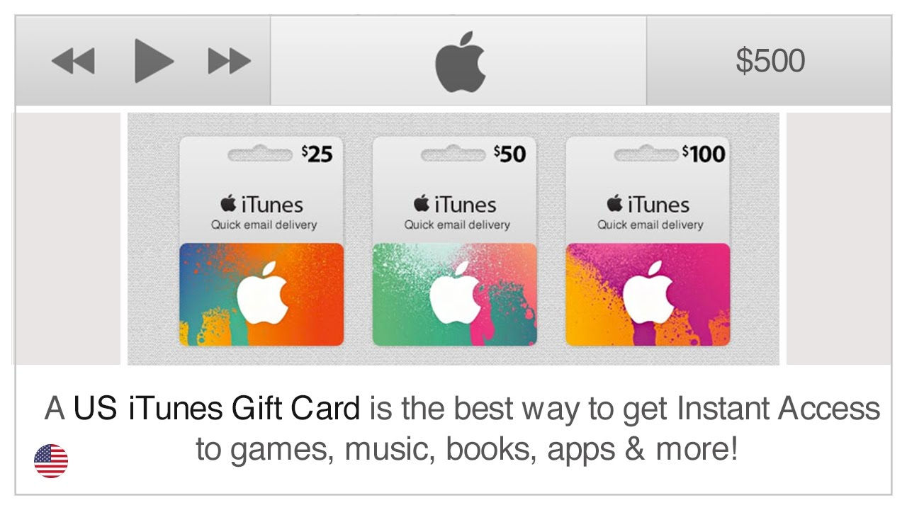 Usa Buy 10 Itunes Gift Card