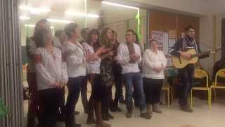 preview picture of video 'Presentation of Ukrainian group'