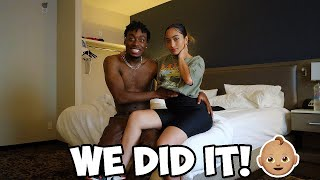 WE DID IT! Our Announcement... 👶