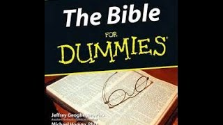 The Holy Bible (for dummies)